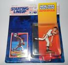 1994 KENNER STARTING LINEUP SLU JOHN BURKETT GIANTS ACTION FIGURE NEW IN PACKAGE