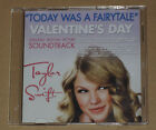 Taylor Swift Today Was A Fairytale Hong Kong 1 Track Promo CD CD-R Single RARE