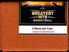 2016 2016 17 Leaf Greatest Hits Basketball Factory Sealed Hobby 2 Box Case
