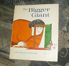 The Bigger Giant by Nancy Green, Paperback, 1963, Scholastic Books