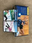 PILATES WEIDER Ball GYM FITNESS Weight Watchers Exercise DVD New HEALTH BIRTHING