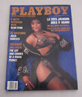 Playboy Magazine NOVEMBER 1991 LA TOYA JACKSON