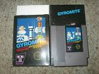 Gyromite (Nintendo Entertainment System NES, 1985) Complete in Box FAIR