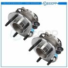 2 New Rear Wheel Hub Bearing Fits Saturn Vue Chevrolet	Equinox Pontiac Torrent