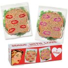 Made With Love Kisses Lunch Sandwich Bags