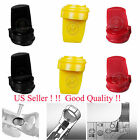 6 PCS Red Black Yellow Rubber Accu Wedge 223 US Seller