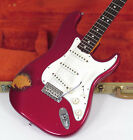 1983 Fender Stratocaster 62 Reissue Candy Apple Red Fullerton with Case