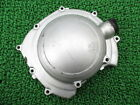 YAMAHA Genuine Used Motorcycle Parts FZR250 engine cover 1HX Good Condition.