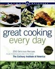 Weight Watchers Great Cooking Every Day  250 Delicious Recipes Plus