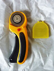 OLFA Deluxe Rotary Cutter 45 mm RTY 2 DX  Rotary Blade 5pk Japan