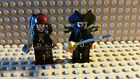 Lego Captain Jack Sparrow and Blackbeard