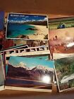 LOT OF OVER 40 POST CARDS USA FOREIGN SOME BEFORE ZIP CODES NICE COLLECTION