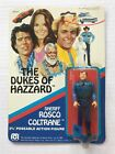 The Dukes Of Hazzard Rosco Coltrane 1981 Mego Corp Vintage Action Figure