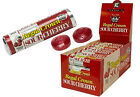 Delicious Regal Crown Hard Candy Rolls Sour Cherry 24 ct Intense Rich Clear Tart