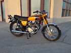 1971 Honda CB  Honda CB350  - clean restoration - SHIP TO ANYWHERE IN THE US FOR $500 OR LESS