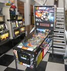 NASCAR PINBALL MACHINE BY STERN ~ SHOPPED & EXCELLENT CONDITION ~ LED UPGRADED