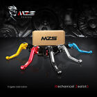 MZS Short Clutch Brake Levers For Triumph DAYTONA 955i SPEED TRIPLE 1997-2003
