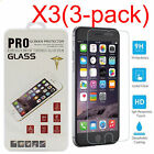 Real Tempered Glass Screen Protector Film For Apple IPhone 6 6S 7 7 Plus SE 5S