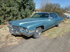 1972 Cadillac DeVille  1972 below $200 dollars