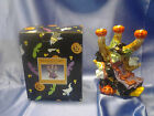 FITZ AND FLOYD 1995 WITCH CANDLELABRA 2057/46