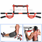 DOOR GYM BAR CHIN UP PULL UP SIT UP DIPS EXERCISE IRON MAN BAR HOME FITNESS BARS