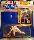 1990 Don Mattingly & Wade Boggs Starting Lineup SLU Sports Figure COMBO PACK
