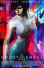Ghost In The Shell Scarlett Johansson Movie Film Poster 1 Glossy Paper A3 A1