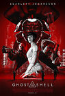 Ghost In The Shell Scarlett Johansson Movie Film Poster 2 Glossy Paper A3 A1