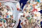 1000 Used Off Paper US Stamps 1890s 2010 from Huge Tub Collection