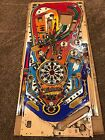 Williams Funhouse Pinball Playfield Original and New Playfield Decals