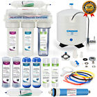 5 Stage Drinking CLEAR RO System + Extra set of 4 filters 24HOUR support