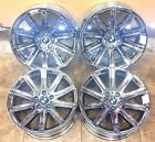 19 19 Inch Staggered OEM Factory PVD BMW 7 Series Wheels Rims Set Of 4 6753241