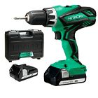 Percussion drill driver Hitachi DV18DJL 18V 1,5Ah