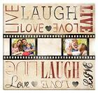 MBI by MCS Industries 860107 Filmstrip Scrapbook Album with Top Load Pages 12