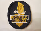 Vintage RICHFIELD Gas & Oil Service Station Uniform Cloth Embroidered Patch