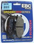 Italjet Jupiter 250 (2002 to 2003) EBC FRONT Disc Brake Pads (SFA199) (1 Set)