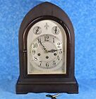 1920s SETH THOMAS No72 Westminster Chime Beehive Cathedral Mantel Clock Works