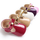 Cute Toddler Baby Girl Shoes Newborn Infant Anti slip Soft Sole Shoes Prewalker