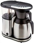 8-cup Ground Coffee Brewer Maker Machine Stainless Steel Lined Thermal Carafe