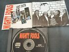 MIGHTY FOOLS-Lost Faith/hyperrare German Melodic/AOR Indie/1994/new!!/BIG DEAL