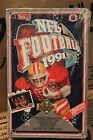 1991 Upper Deck Football Box - 36 packs - factory sealed