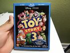 Toy Story 3 Blu ray Disc 2010 2 Disc Set NEW