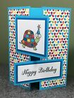 Stampin Up Handmade Birthday Card Combined Shipping