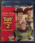 Toy Story 2 2010 Special Edition Blu Ray