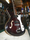 1960s MIJ VINTAGE JAPAN MADE Noble  COPY ELCETRIC GUITAR mosrite teisco