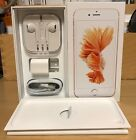 Apple Iphone 6S Box Rose Gold 16GB with accessories no phone