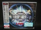 TESLA Mechanical Resonance Live ! + 2 JAPAN CD Eric Martin Band