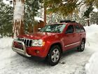 2005 Jeep Grand Cherokee Limited for $9900 dollars