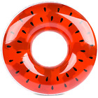 Giant Inflatable Watermelon Pool Beach Toy Fun Float 42 Extra Durable New