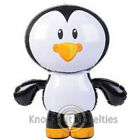 Inflatable Penguin Swimming Pool Inflatable Beach Float Raft Fun Toy Blow Up